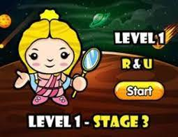 Play Dance Mat Typing Level 1 – Stage 3 Game