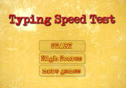 Play Typing Speed Test Game