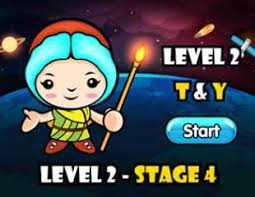 Play Dance Mat Typing Level 2 – Stage 4 Game