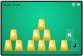 Play Cup Stacking Type Game