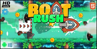Play Boat Rush Typing Game