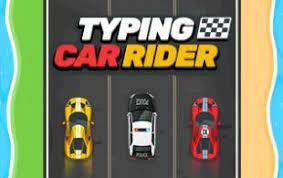 Play Typing Car Rider Game