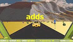 Play Desert Typing Racer Game