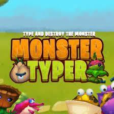 Play Monster Typer Game
